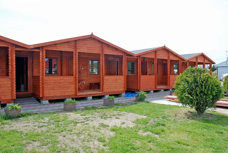 Nowe komfortowe domki letniskowe